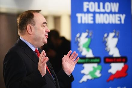 <> on February 17, 2014 in Aberdeen, Scotland.