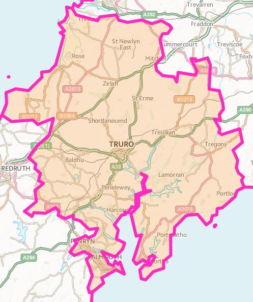 truromap